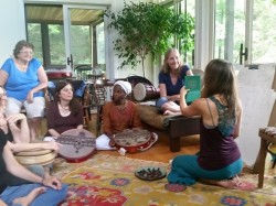 Rhythm & Rejuvenation Retreat, 2014