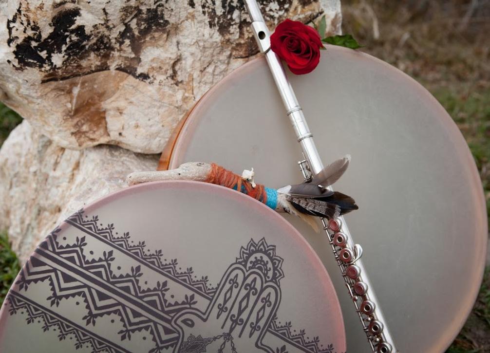 Drum, Medicine & Magic : Online Personlized Drum Therapy & Healing ...