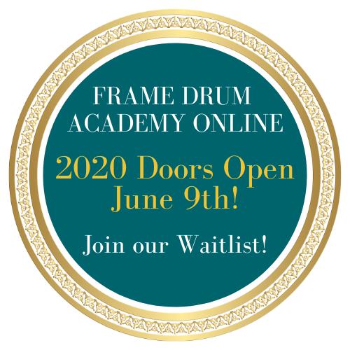 2020 Frame Drum Academy