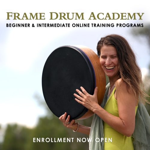 Frame Drum Academy - Enroll/Join Now